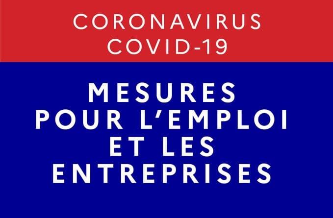 MESURES COVID-19 (Suite n°3) > REPRISE