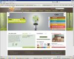 Lancement du nouveau site internet