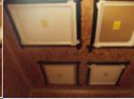 Septembre 2015 >> Essais d'étanchéité sur notre nouvelle gamme de trappes de plafond & visite blanches