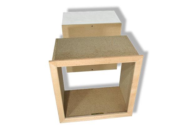 trappe de comble h plus. Black Bedroom Furniture Sets. Home Design Ideas